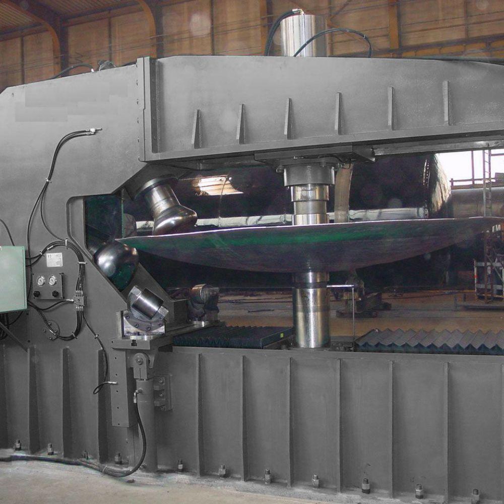 HSM Flanging Machines