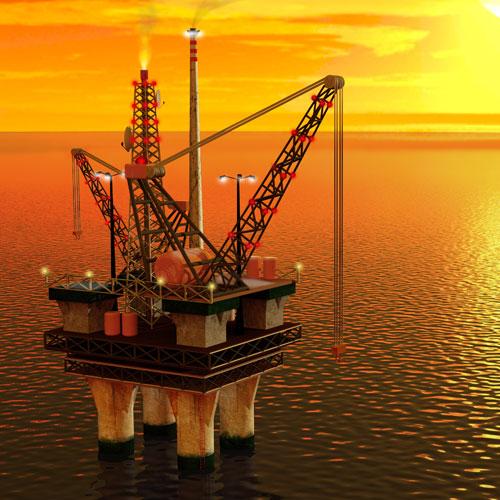 OIL PLATFORMS